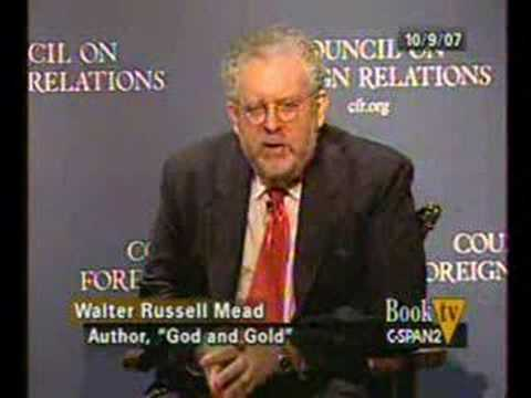 Walter Russell Mead CFR