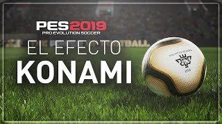 El efecto Konami en PES 2019