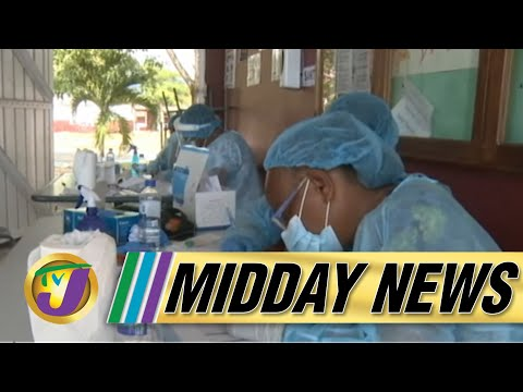 Vendors Fearful | Jamaica on Red Alert | TVJ Midday News - August 9 2021