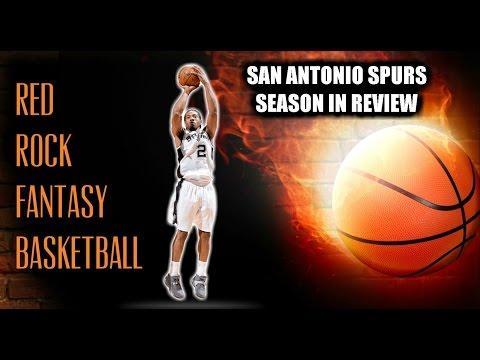 San Antonio Spurs Season In Review