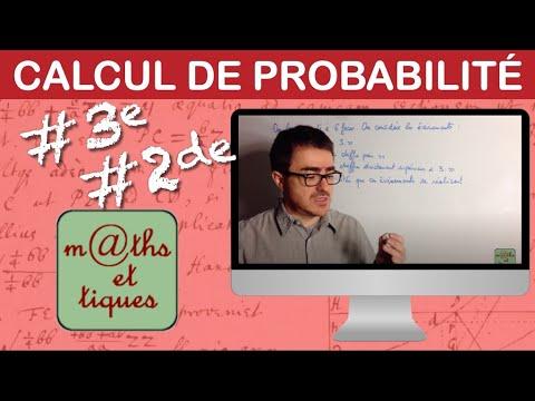 Download Calculer une probabilité - Troisième - Seconde