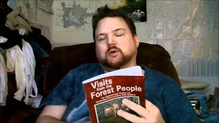 Book Review Visits From The Forest People By Julie Scott