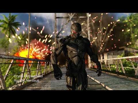 Crysis Remastered - 8K Tech Trailer (4320p 60fps)
