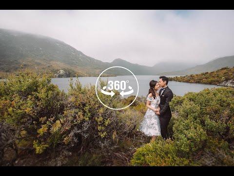 Virtual Reality (VR) 360 Degree 全景拍攝 - Australia Pre-Wedding Photography 澳洲婚紗攝影