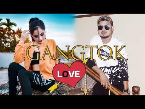 #Gangtok #Love  Sunny Golden Assamese Video  Assames Love Story  Assames Romantic Story