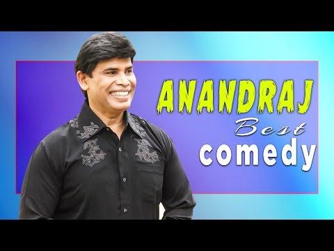 Anandharaj Comedy Scenes | Silukkuvarupatti Singam | Mundasupatti | Katha Nayagan | Vishnu Vishal
