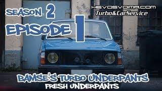 Bamse's Turbo Underpants 2 - Episode 1 - Fresh Underpants
