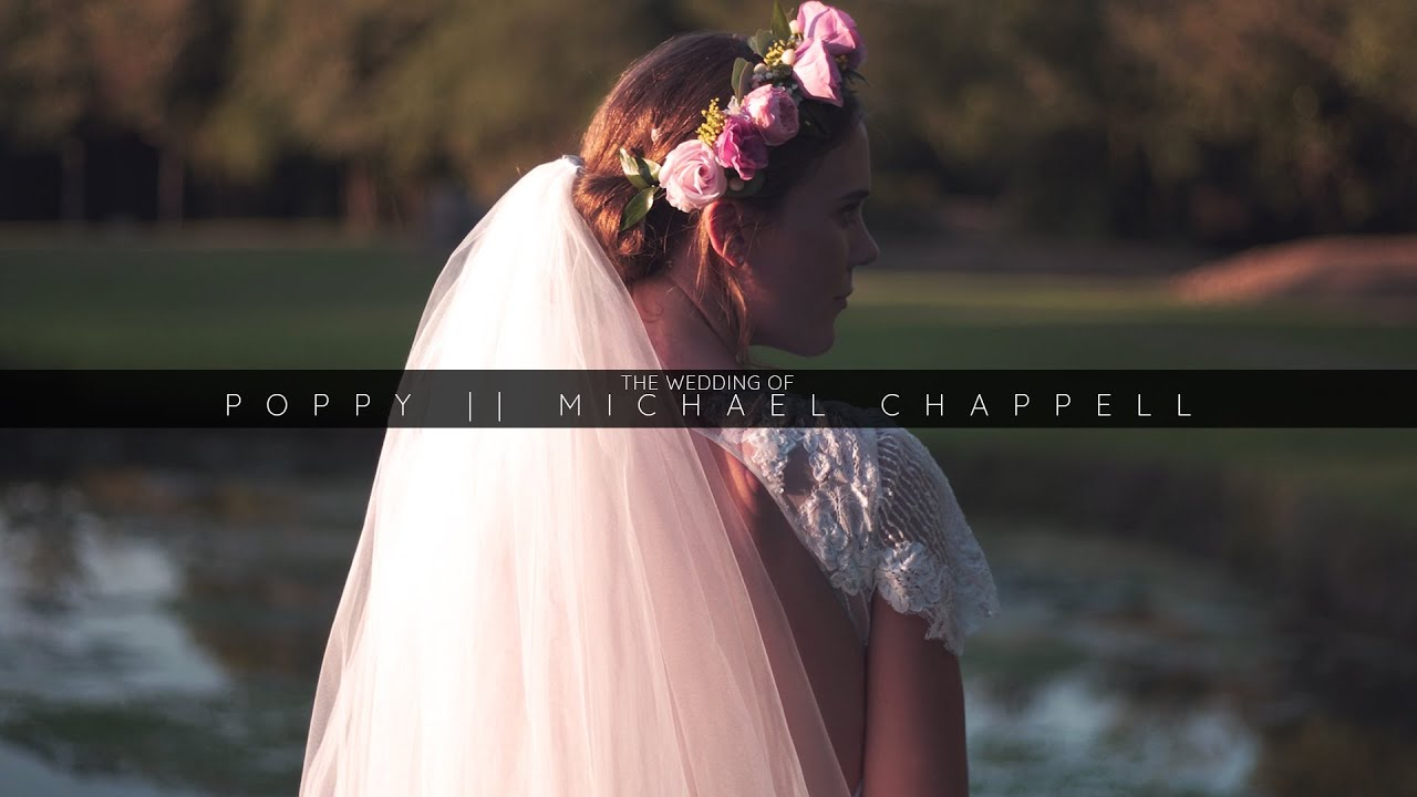 The Wedding of Poppy and Michael Chappell | 04 08 18 | Highlight Film