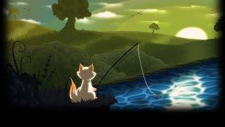 Cat Goes Fishing #1. ЗНАКОМИМСЯ С КОТИКОМ! (Relax)