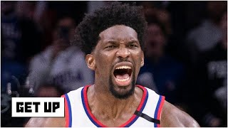 Joel Embiid declares himself 'the best player in the world' after defeating the Nets | Get Up