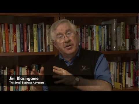 Blasingame's Law of Sales Pipelines