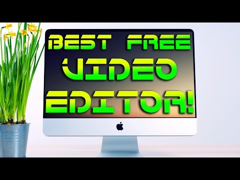 Best Video Editing Software For Windows 7,Windows 8,Windows 10,Mac & Linux(Opensource/Free)2015-2016