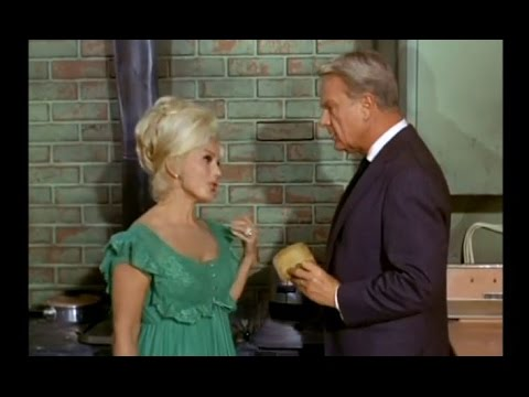 "Lisa Douglas's ""Hotscakes"" - Green Acres - 1967"