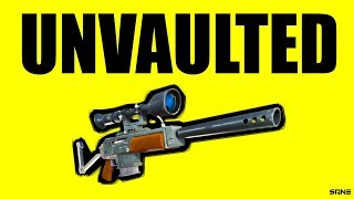 SEMI - AUTO SNIPER RIFLE UNVAULTED (PATCH 9.10)| Fortnite