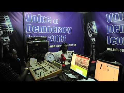 Radio Democracy: Learning By Radio