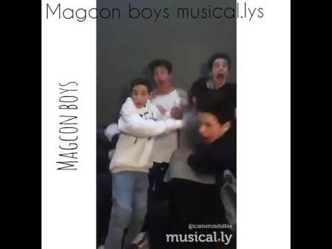 Magcon boys musical.lys ♡