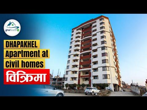 Dhapakhel Apartment at