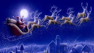 Маршрут Санта-Клауса.