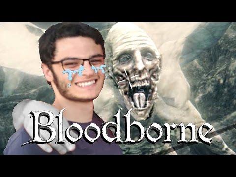 DLC Huérfano de Kos y Laurence, el primer vicario #13 - Bloodborne