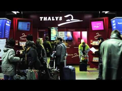Rail Europe: Welcome to the World of Thalys