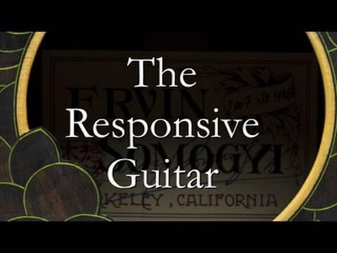 Download Ervin Somogyi: The Responsive Guitar - featuring  Guitarist / Composer Steve Erquiaga