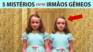 5 Mistérios Sobrenaturais Entre Irmãos Gêmeos