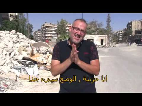 BANA ALABED, THE TRUE STORY: INVESTIGATION BY KHALED ISKEF, ALEPPO