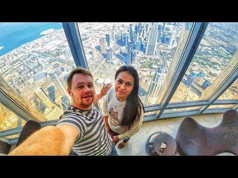 Бурдж Халифа-самое высокое