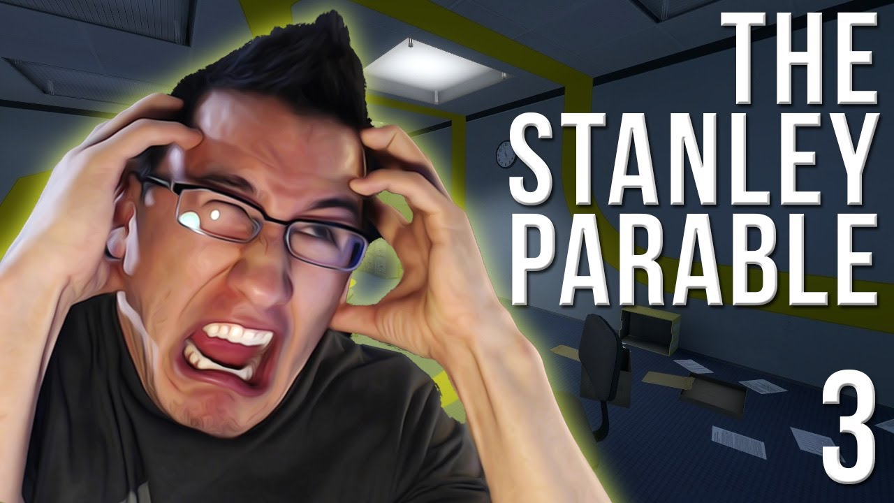 THE ADVENTURE LINE   The Stanley Parable #3