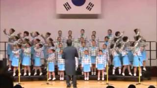 부산북구 소년소녀합창단 창단식과 축하행사