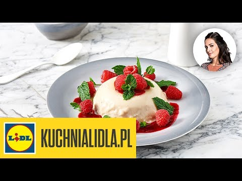 Panna Cotta W Wersji Fit Kinga Paruzel Kuchnia Lidla Youtube