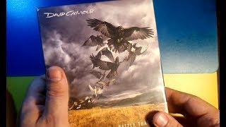 "Unboxing ""Rattle that lock"" de David Gilmour Edición Especial BD/CD"
