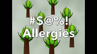 Are allergies kicking your @$$?
