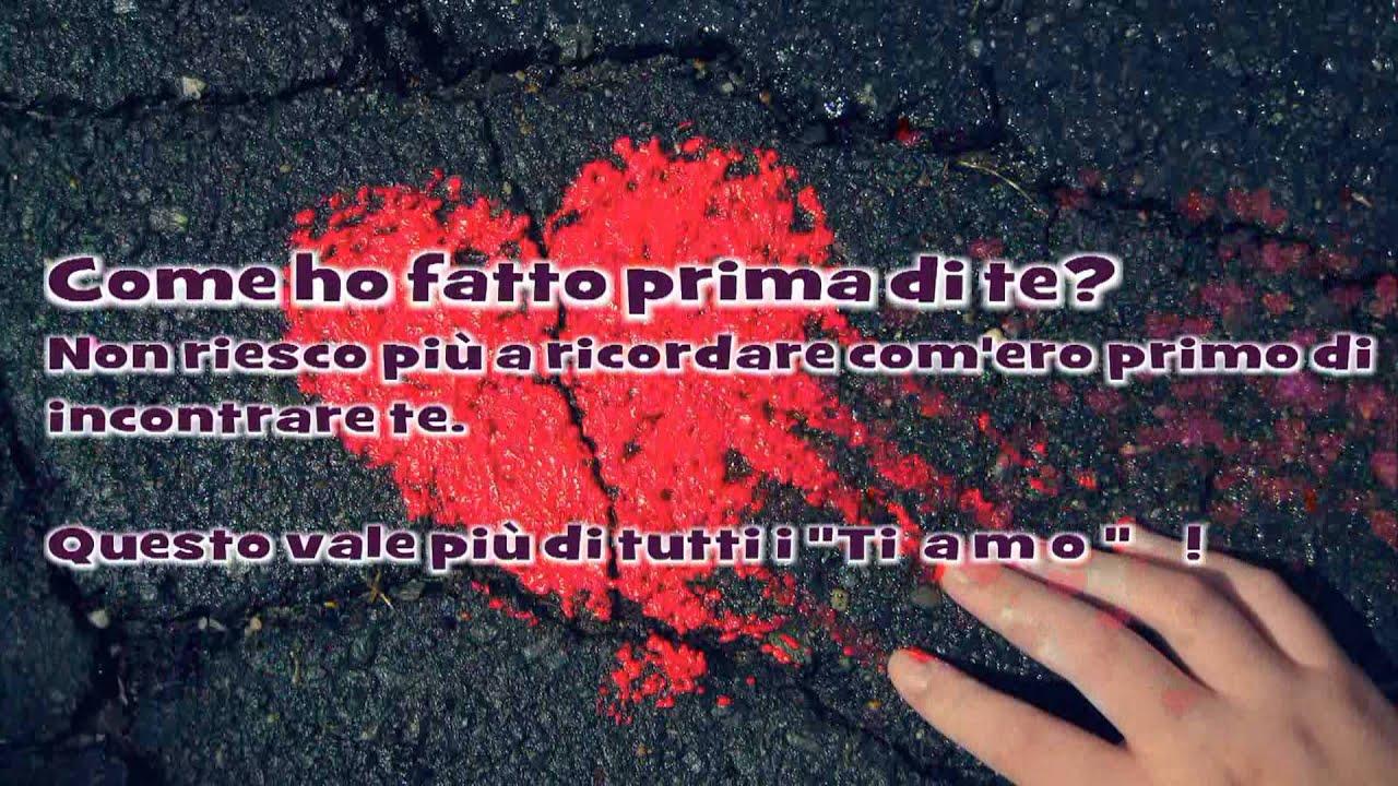 Bien connu Le più belle frasi d'amore - YouTube NQ86