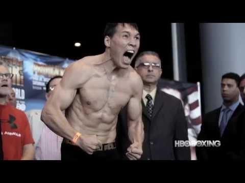 Provodnikov vs. Algieri Weigh-In: HBO Boxing News Update