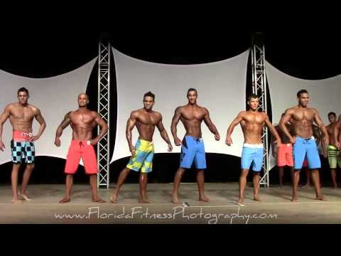 Mens Physique Fort Lauderdale Cup Competition 2014