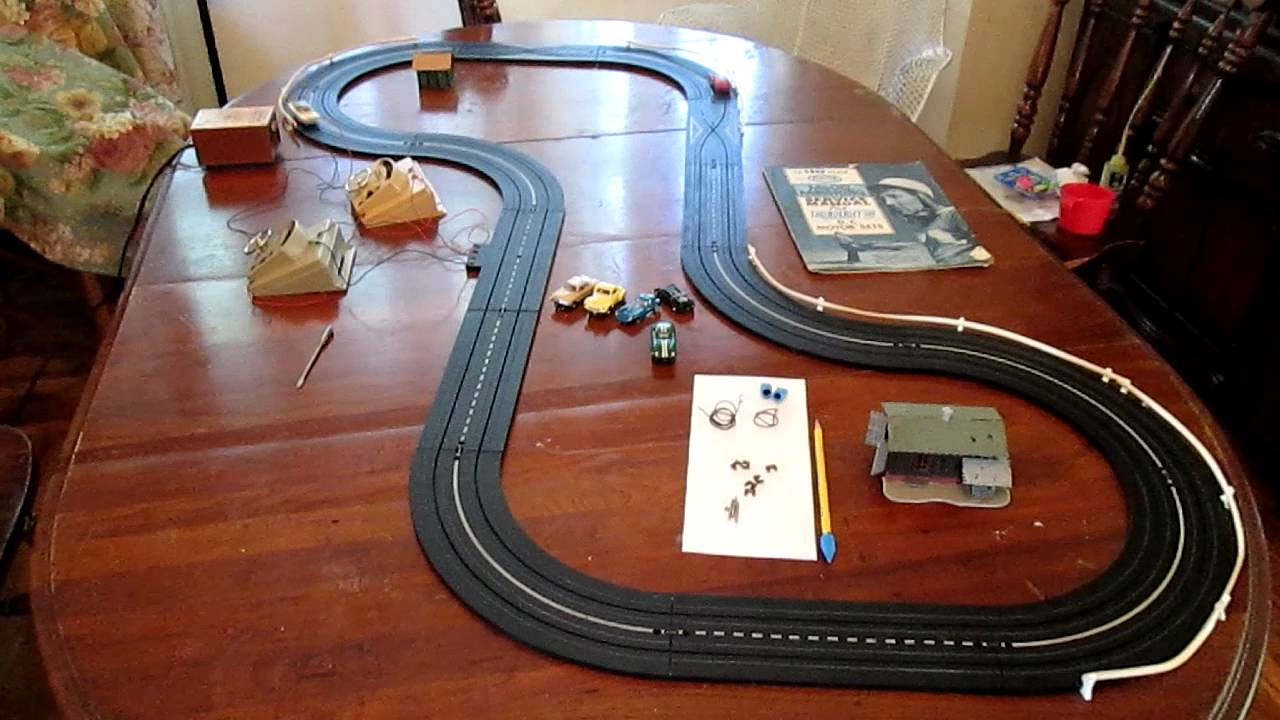 Aurora Model Racing Cars