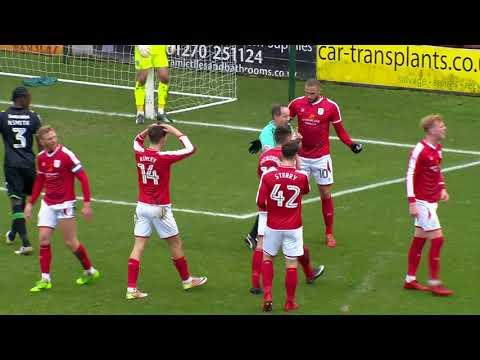 Crewe Alexandra 0-0 Yeovil Town: Sky Bet League Two Highlights 2017/18 Season