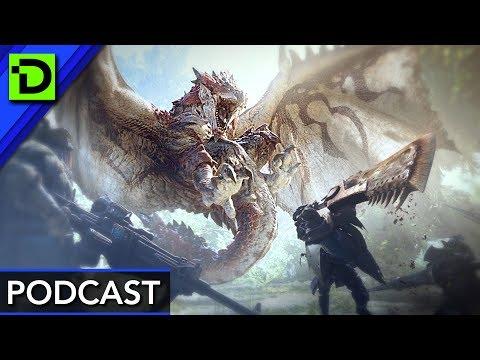 Is Monster Hunter World An Improvement? - Dark Pixel Podcast Ep. 59
