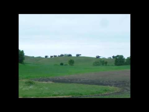 Sibley State Park & New London, MN Area ~June 8, 2015