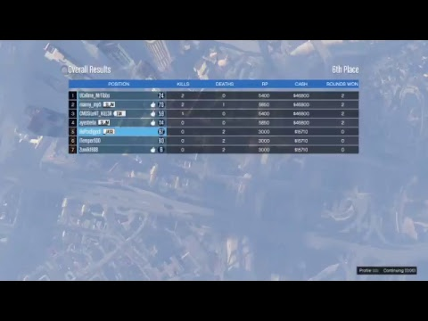 Gta messing with players, fails, and yes...There will be a jet.
