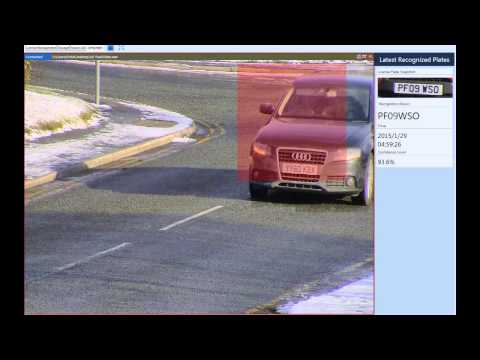 Analysis Video Software for PLANET E-series IP Camera