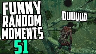 Dead by Daylight funny random moments montage 51