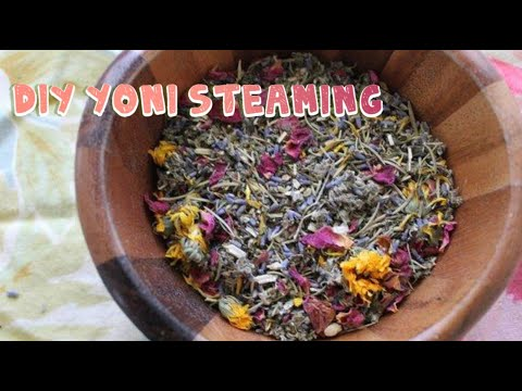 YONI STEAMING 101| EASY STEP BY STEP TUTORIAL