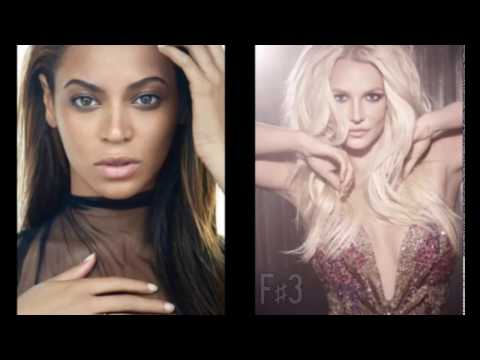 Beyonce vs. Britney Spears Vocal Battle: Third Octave Notes (B3-C3)