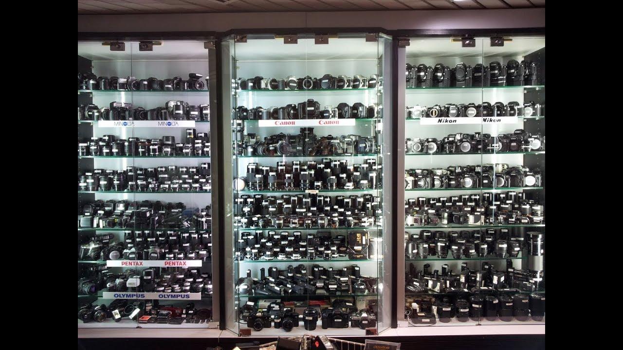 Cologne & Photokina 2: amazing camera store, beautiful stranger ...