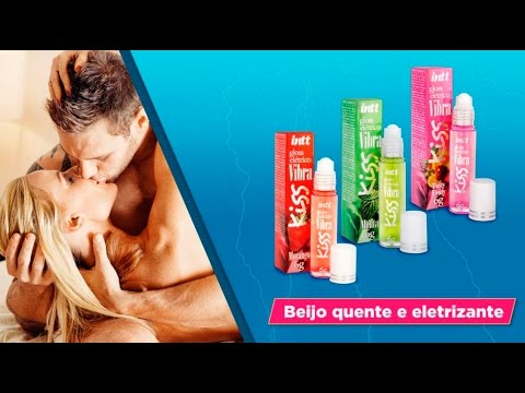 69c5c02d1 Gloss Elétrico Vibra Kiss  gloss  beijos  beijo - YouTube