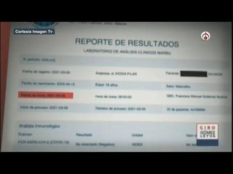Medios argentinos denuncian mercado negro de pruebas en México tras escándalo de turistas con COVID