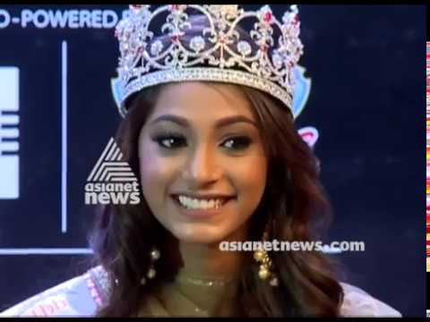 Miss India Anukreethy Vas : Interview With  Miss India Anukreethy Vas