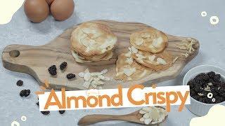 Kue Lebaran Tanpa Oven Almond Crispy | Cooking Mama